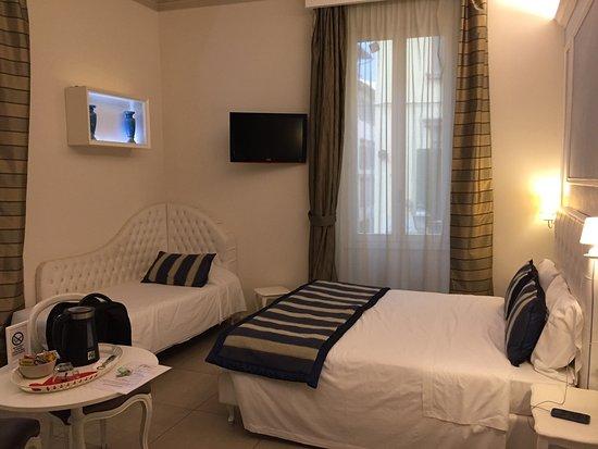 Hotel La Casa di Morfeo: Stanza iris