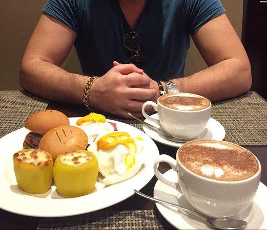 Arabian Park Hotel: 20170413_093233_large.jpg