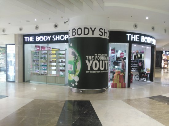 The Body Shop Outlet - Picture of Acropolis Mall, Kolkata