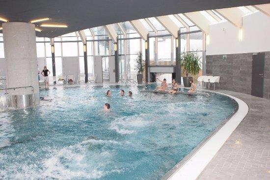 Wald im Pinzgau, Österreich: Main pool