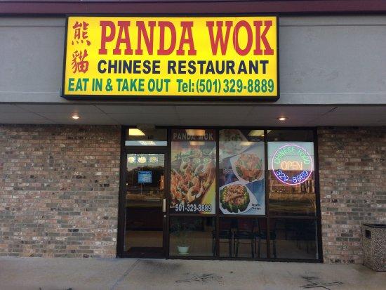 panda wok conway restaurant reviews phone number photos tripadvisor. Black Bedroom Furniture Sets. Home Design Ideas