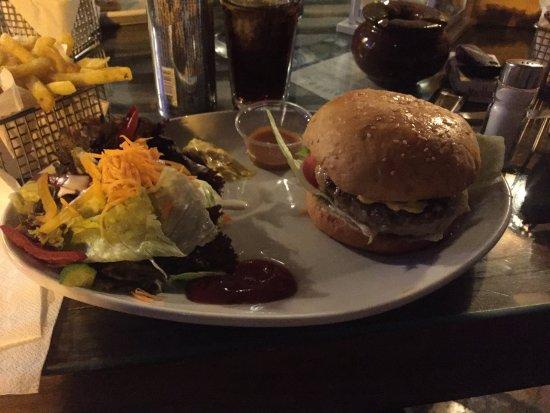 Le Garage - Gourmet Burger: Cheeseburger