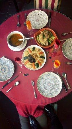 La villa berb re chartres restaurant avis num ro de for Bon restaurant chartres