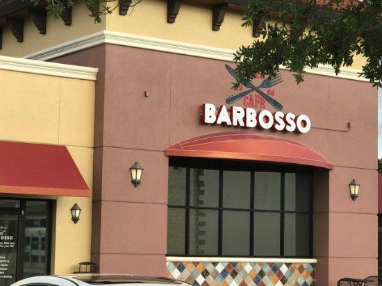 Cafe Barbosso Reviews