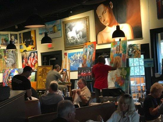 The Artist Cafe Sarasota Fl