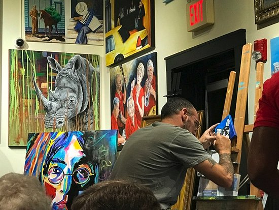 The Artist Cafe Sarasota Fl