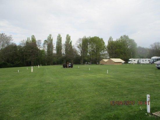 Kelvedon Hatch Camping and Caravan Site