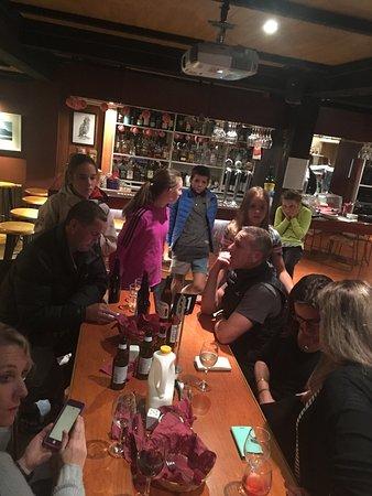 Национальный парк Артурс-Пасс, Новая Зеландия: Wobbly Kea Cafe & Bar