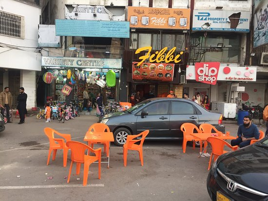 caffè verde a karachi