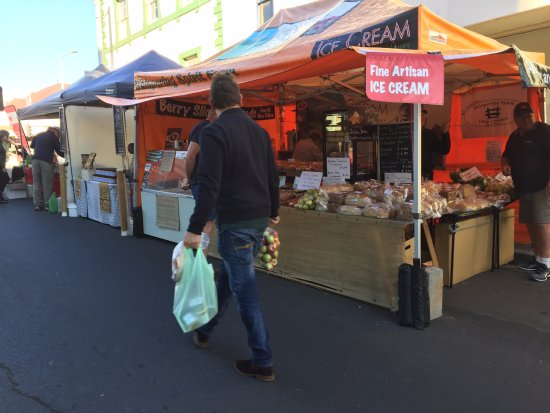 Farm Gate Market: Food