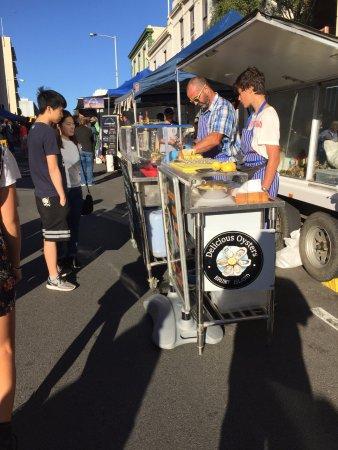 Farm Gate Market: Oysters