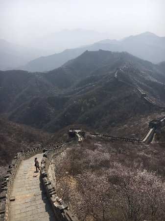 Travel Great Wall : mutianyu great wall group tour