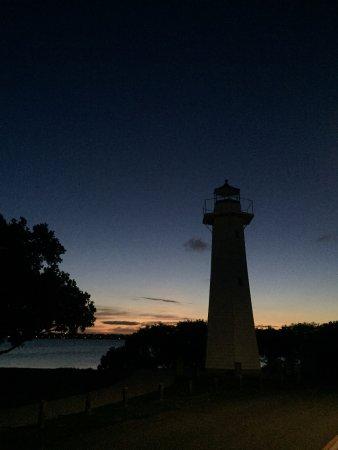 Cleveland, Australia: lighthouse