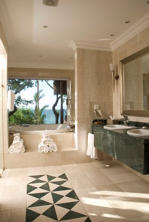 ‪‪Bazaruto Island‬, موزمبيق: Anantara Pool Villa Main Bathroom‬