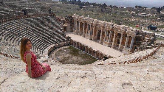 Amphitheatre : Hierapolis Anfi Tiyatro