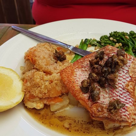 Lennox Head, Australia: This dish was absolutely mouthwatering and all homemade