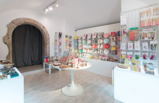 Party decorations! - Picture of SMILE Concept Store, Ljubljana ...