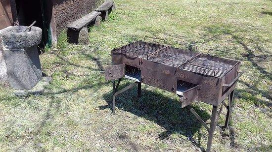 Santa Venerina, Italia: Il Barbecue