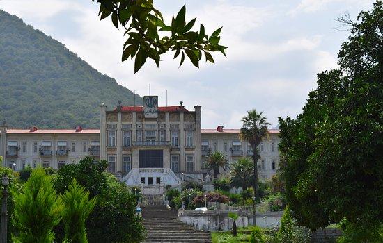 Ramsar's palace