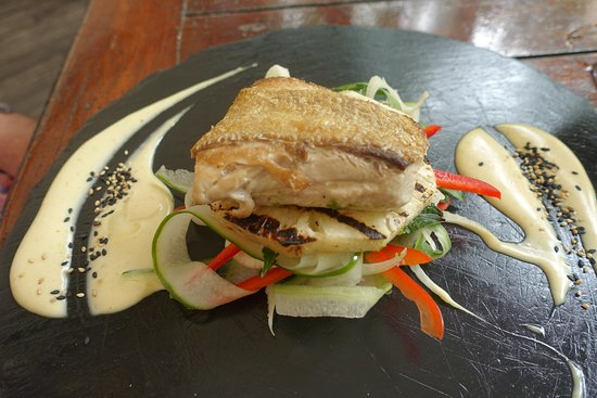 Green Island, Australia: Trevalli - absolutely mouth watering