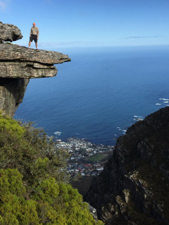 Table Mountain Walks: Above Camps Bay