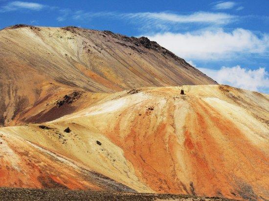 Tacna Region, Peru: Tacna cuenta con paisajes espectaculares,en su zona alto andina.como las montañas de colores