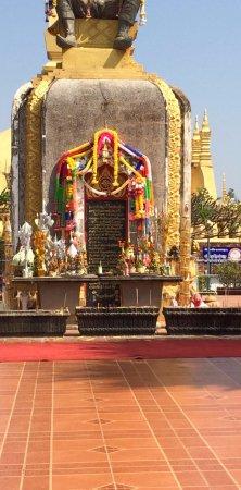 Vientiane City Pillar Shrine: Shrine