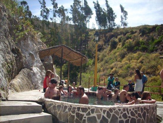 Tacna Region, Peru: Termalismo en Tacna en la Ruta Tarata Ticaco muy interesante con Samatours servicio excelente