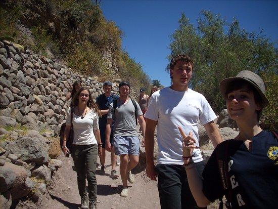 Tacna Region, Peru: Trekking ´por camino Inca en la Ruta Tarata Ticaco una experiencia inolvidable