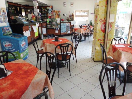 Chiusaforte, İtalya: INTERNO BAR