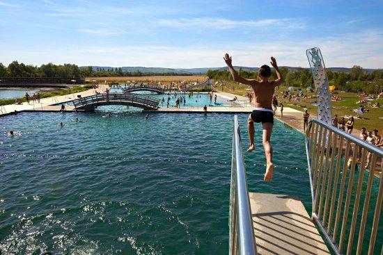 Montagny-les-Beaune, France: Faites le grand saut à Beaune Côté Plage