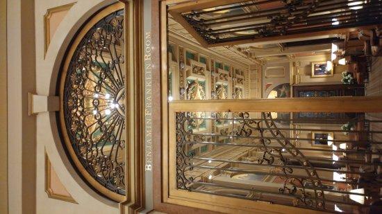 The fabulous Masonic Temple in Philadelphia