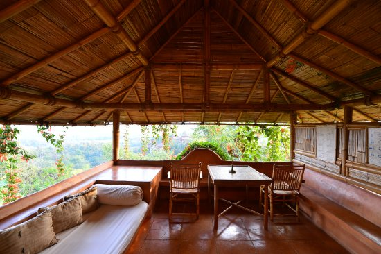 Mae Chan, Thailand: Upper Mountain Cottage Terrace