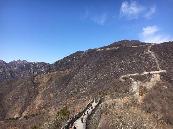 Travel Great Wall : mutianyu
