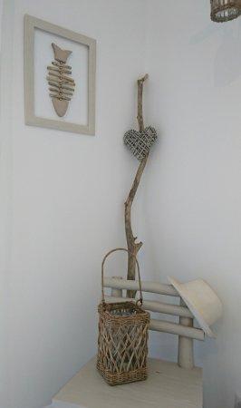 Espace bain de soleil pour chaque chambre - Picture of La Villa ...