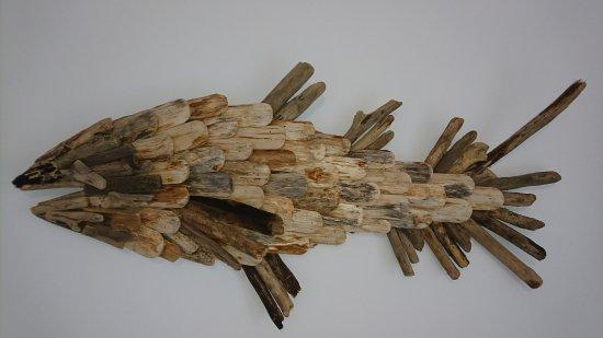 Blanc mat et bois flotté dans l\'esprit de Saint Tropez - Picture ...