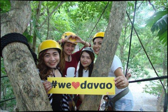 Davao City, Filippinerna: Maxima Aquafun in Samal Island