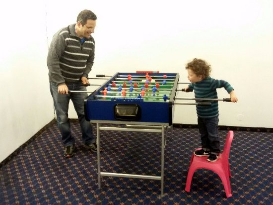 King Solomon Hotel: Play room on the R floor