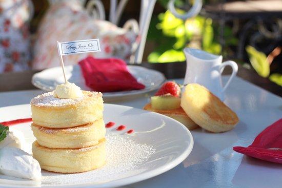 เวียงจูมออน ทีเฮาส์: Hokkaido Fluffy Pancake