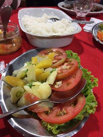 Teofilo Otoni, MG: salad