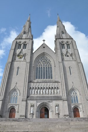 St Patricks Catholic Cathedral Armagh N Ireland Picture of St