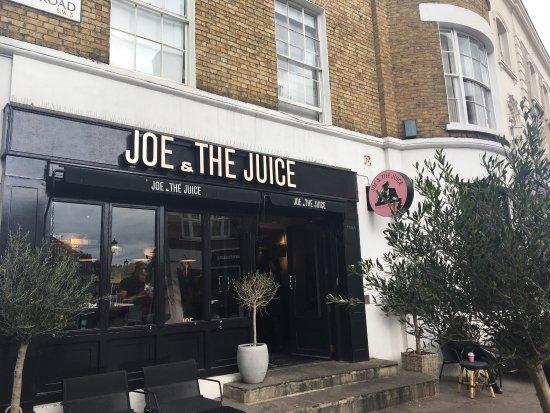 Joe Amp The Juice London 65 Kings Rd Chelsea