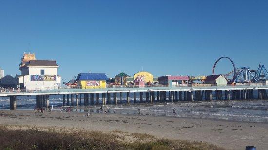 Galveston Island Historic Pleasure Pier Rides