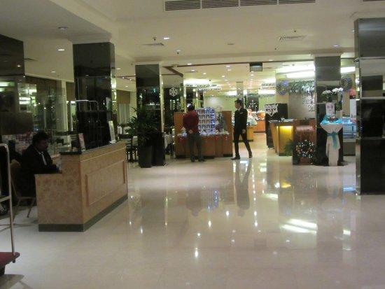 Hotel Miramar: Reception Area
