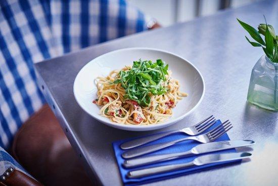 St Mawes, UK: Cornish dining