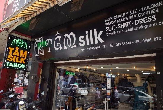 Tam Silk