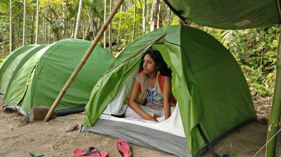 Dawki River Waking up in a tent  sc 1 st  TripAdvisor & Waking up in a tent - Picture of Dawki River Meghalaya - TripAdvisor