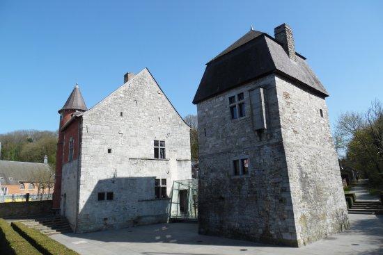 Jambes, بلجيكا: The tower(s)