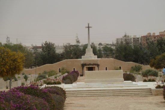 El Alamein War Cemetery Photo
