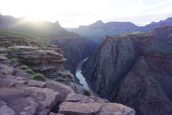 Just Roughin' It Adventure Company: Plateau Point